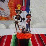 adornos para fiesta mexicana coco disney