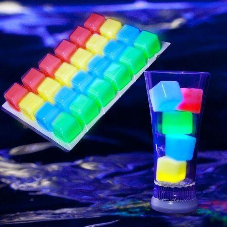 bebidas neon para fietas