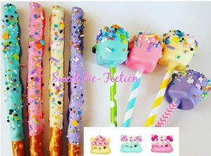cakes pops num noms