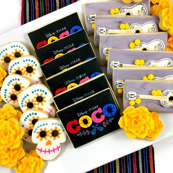 Coco Birthday Party Fiesta de cumpleaños