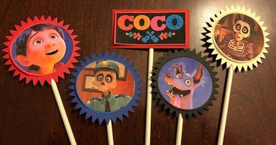 coco birtdhay party fiesta de cumpleanos