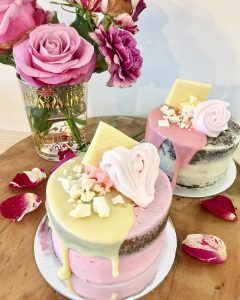 como decorar tartas caseras