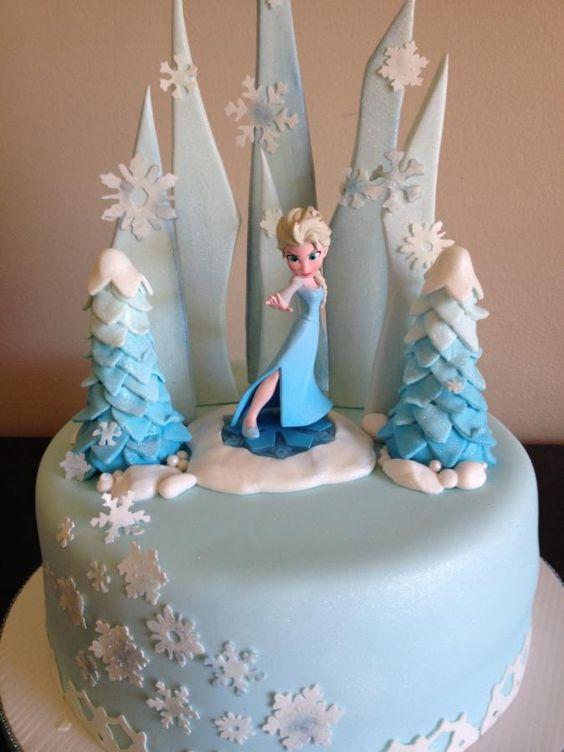Fiesta Temática De Frozen Con La Mejor Decoración E Ideas