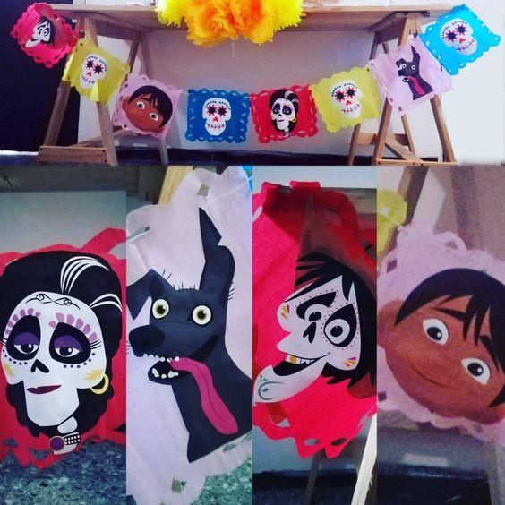 Cumpleaños de Coco Disney ideas