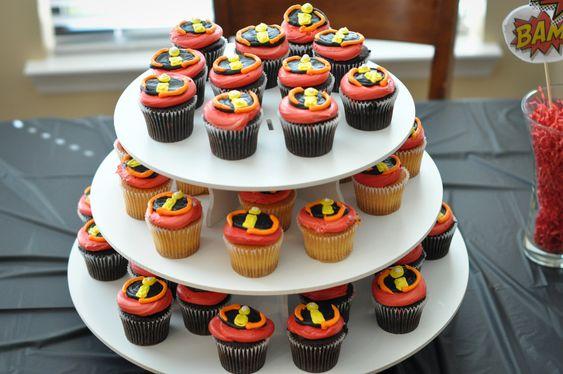 cupcakes de super heroes (3)