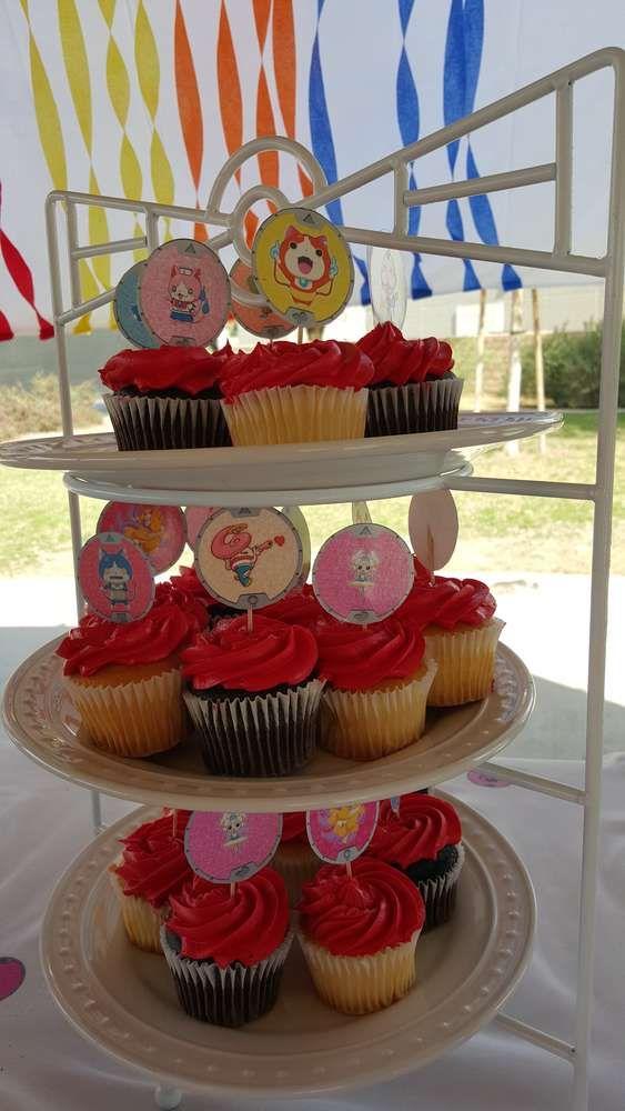 cupcakes yo kai watch