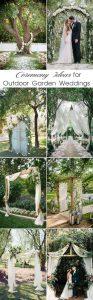 decoracion de altar para bodas