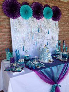 decoracion de frozen sencilla 2