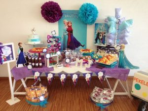 decoracion de frozen sencilla 4