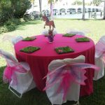 decoracion de mesas para cumpleanos de mia and me
