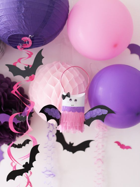 decoracion de vampirina para cumple