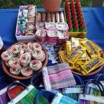 decoracion mesa de dulces pelicula coco disney