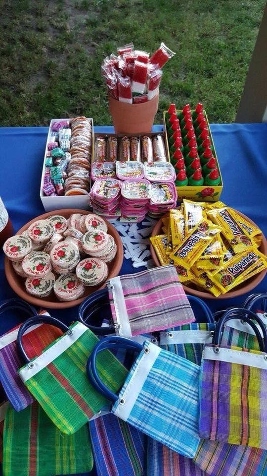 Decoración de Mesa de dulces de fiesta de Coco Disney