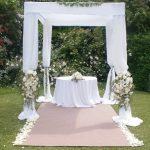 decoracion para cremonia civil