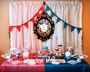 decoracion para cumpleaños niño y niña