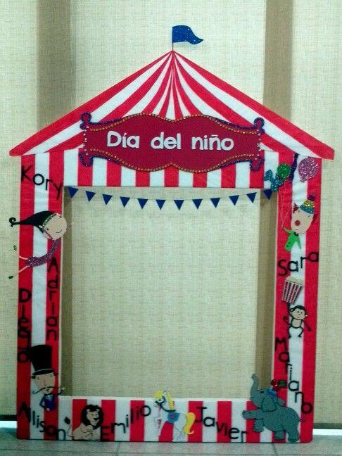 Decoracion para el dia del nino 19 decoracion de for Decoracion puertas dia del nino