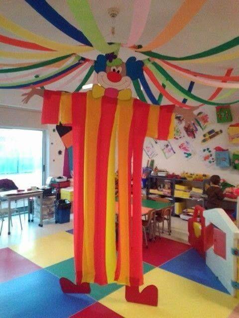 Decoraci n para el d a del ni o decoracion de fiestas for Maestra agnese carnevale