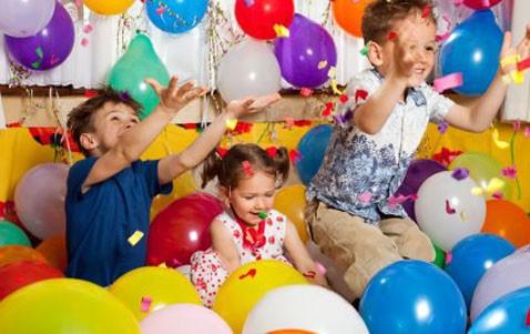 Decoración para el día del niño