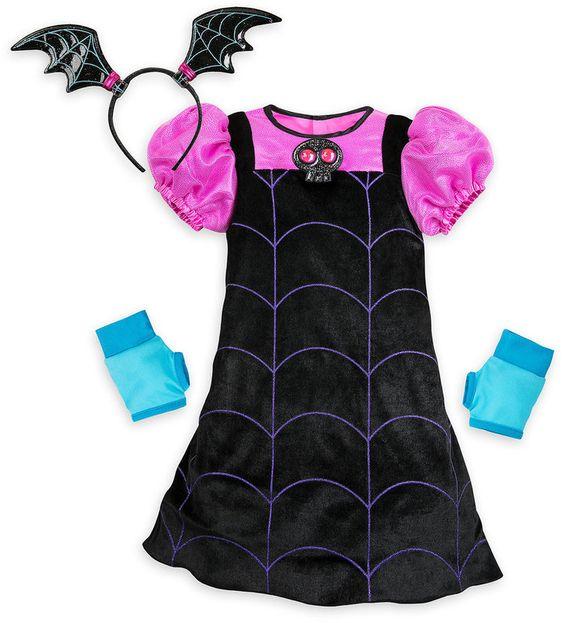 Disfraz de Vampirina para fiestas