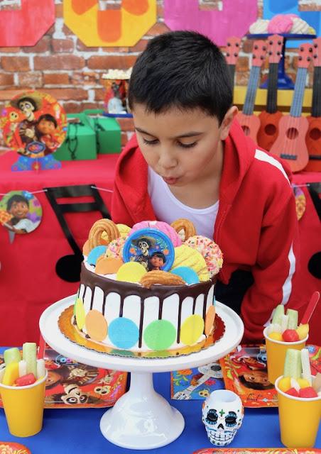 Imágenes de Fiesta infantil de Coco