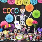 fiesta tematica de coco disney 4