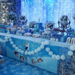 fiesta tematica de frozen 3