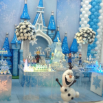 fiesta tematica de frozen 4