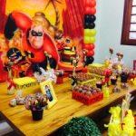 fiestas infantiles de los increibles (2)