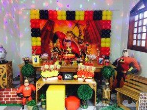 fiestas infantiles de los increibles (4)