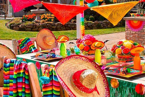 Fiestas tematicas 14 decoracion de fiestas cumplea os - Tematicas para fiestas de cumpleanos ...