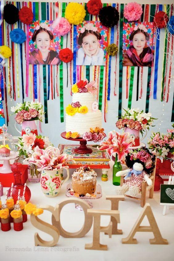 Fiestas tematicas 33 decoracion de fiestas cumplea os - Tematicas para fiestas de cumpleanos ...