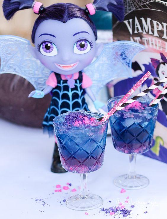 ideas para fiesta de cumpleaños de vampirina - Decoracion ...