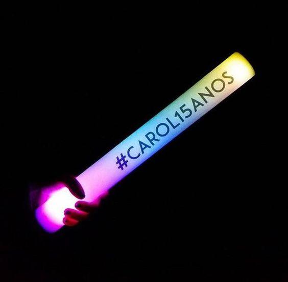 lamparas neon para fiestas