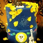 pastel de la pelicula coco (2)