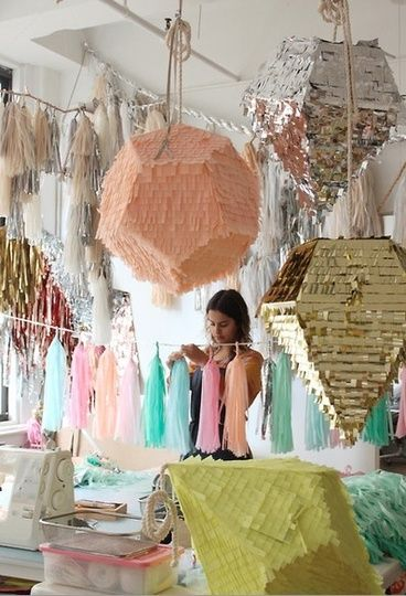 piñatas modernas tendencias