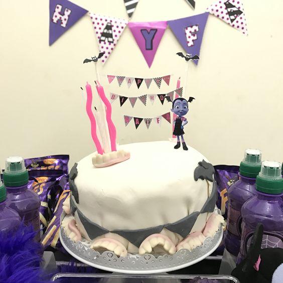 torta de vampirina