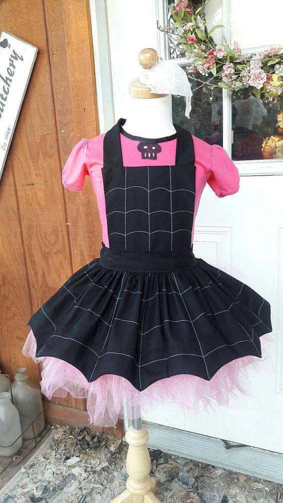 vestido de vampirina