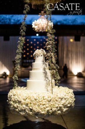 mesa colgante para pastel