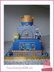 torta de clash royale