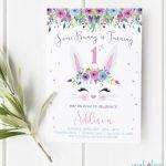 Diseños de invitaciones para fiesta infantil de conejos