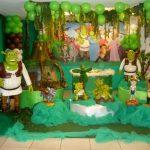 Ideas para decorar una fiesta infantil de shrek