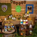 Ideas para decorar una fiesta infantil de shrek1