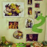 Ideas para decorar una fiesta infantil de shrek5