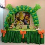 Ideas para decorar una fiesta infantil de shrek7