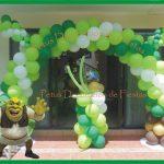 Ideas para decorar una fiesta infantil de shrek8