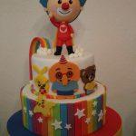 Pasteles para fiesta infantil de plim plim1