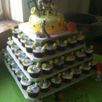 Pasteles para fiesta infantil de shrek1