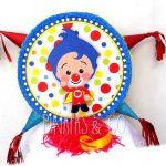 Piñatas para fiesta tematica infantil de plim plim