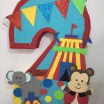 Piñatas para fiesta tematica infantil de plim plim3
