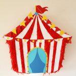 Piñatas para fiesta tematica infantil de plim plim4